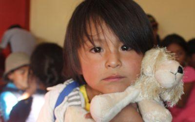 VILLAGE CURAHUASI: Front Street Baptist Church Helps Deliver Samaritan's Purse Operation Christmas Child Shoeboxes