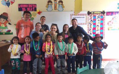LOOKING BACK: Maggie Snider Serves In Peru