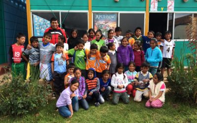 VILLAGE OCCORURO: Reaching New Village Schools With the Gospel of JESUS CHRIST