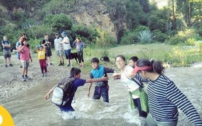 LOOKING BACK: Baptist Youth Excursion In Curahuasi