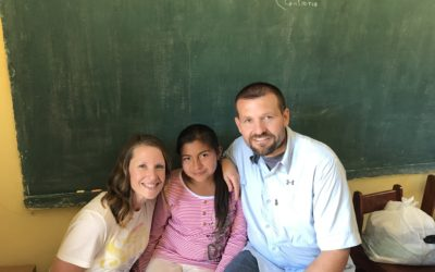 Davis Family Serves In Peru