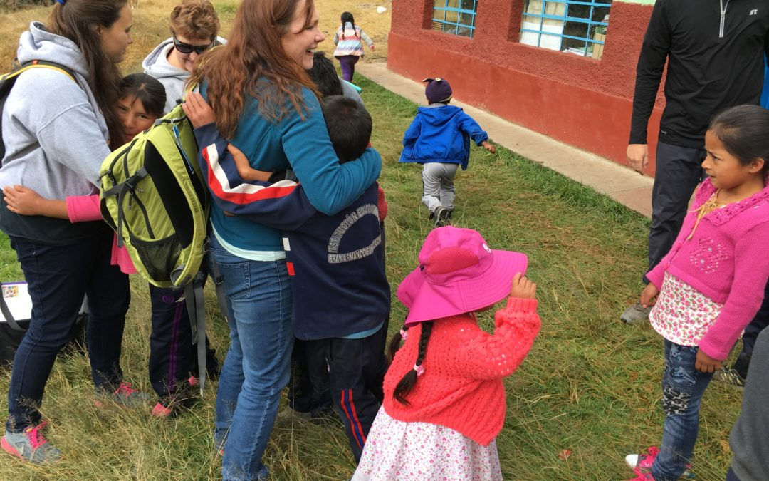 LOOKING BACK: ProjectRe3 Serves For The First Time In Peru